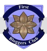 First Bloggers Club